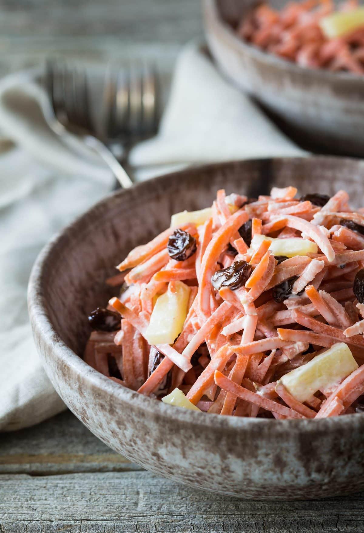 carrot-raisin-salad