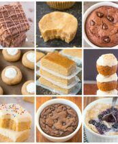 Healthy Clean Eating 200 Calorie or less Snacks, desserts, and treats! (V, GF, Paleo)- The BEST satisfying and filling sweet snacks and treats LESS than 200 calories and secretly healthy! Quick, easy and kid friendly- Brownies, bars, muffins, cakes and more! {vegan, gluten free, paleo, sugar free, dairy free, whole 30 recipe}- thebigmansworld.com