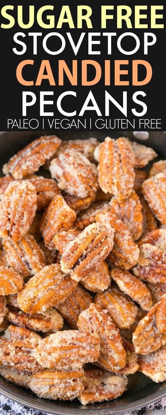 sugar free pecans recipe