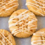 Healthy No Bake Cinnamon Roll Cookies (Paleo, Vegan, Gluten Free)