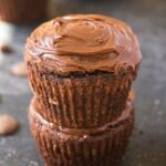 flourless fudge brownie bites