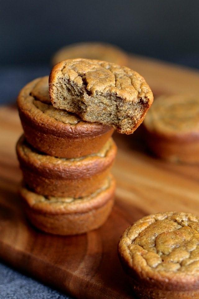 Paleo Chocolate Zucchini Muffins Nut Free