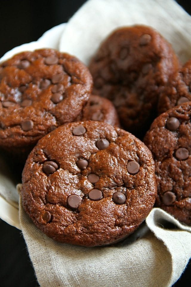 The Best Healthy Flourless Muffins Paleo Vegan Gluten Free