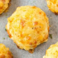 vegan gluten free cheese biscuits