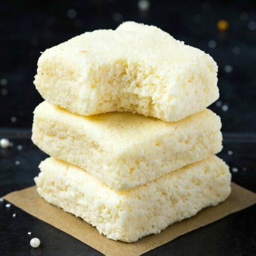 keto dessert recipes coconut Healthy 2 Ingredient No Bake Paleo Vegan Coconut Crack Bars