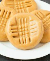 keto peanut butter no bake cookies