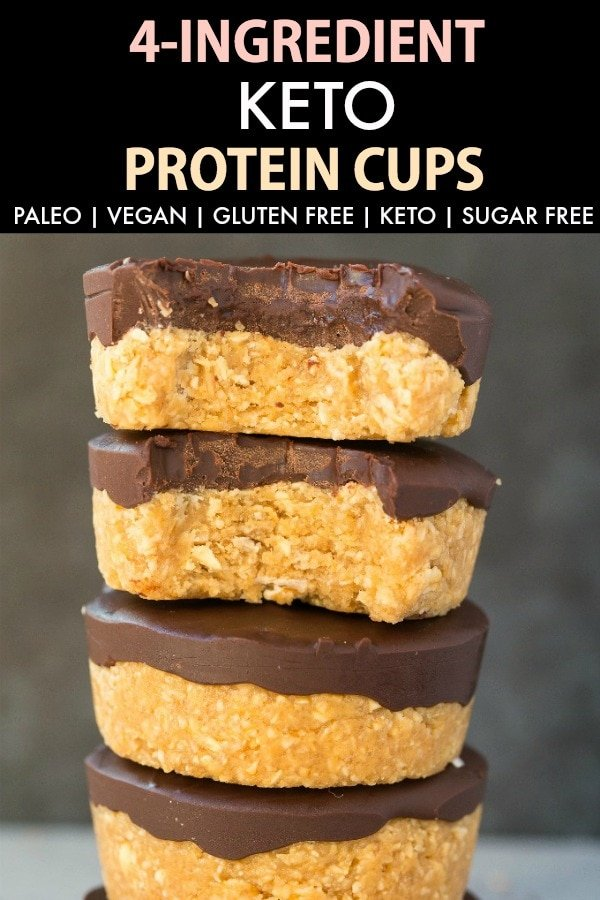 Homemade Keto Protein Bars (Paleo