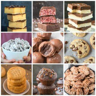 Healthy Keto Super Bowl Dessert Recipes (Vegan)
