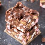 keto rocky road bars