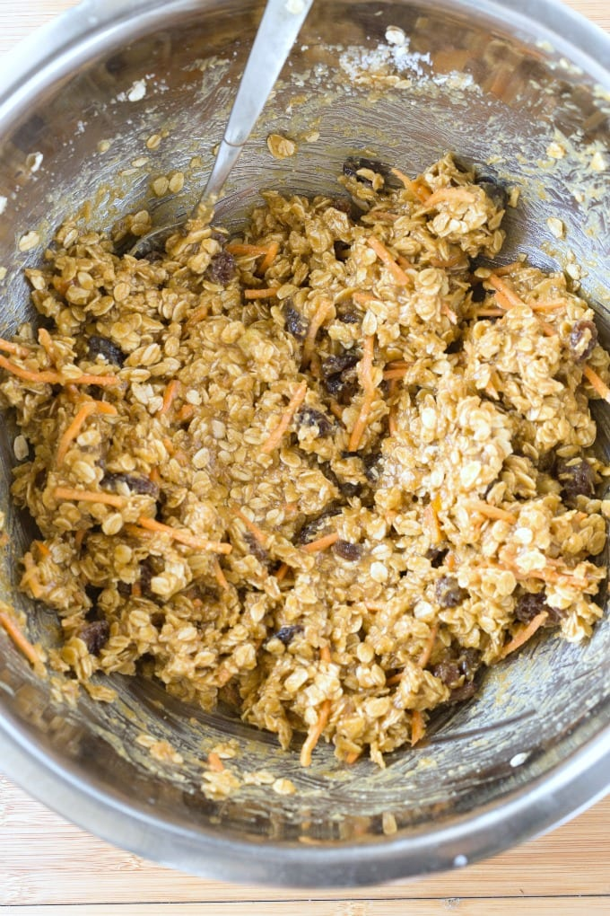 how to make baked carrot cake oatmeal