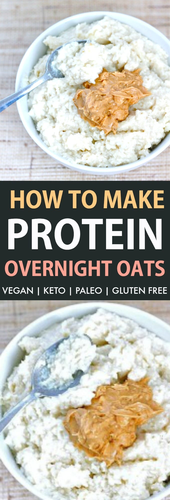 protein overnight oatmeal recipe