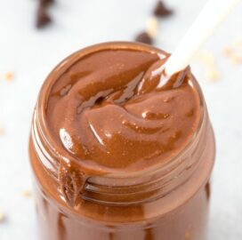 Sugar Free and Keto Nutella Recipe