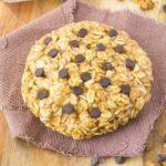 Healthy Single Serve Breakfast Cookie Recipe- Vegan and Gluten Free
