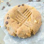 Easy keto single serving no bake cookie recipe