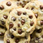 Keto vegan and paleo chocolate chip zucchini cookies recipe