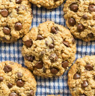 Easy keto coconut cookies for breakfast
