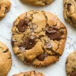 3 ingredient almond butter cookies recipe