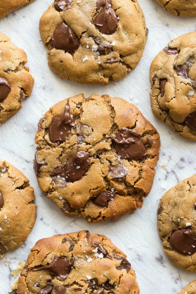 Almond butter cookie recipe