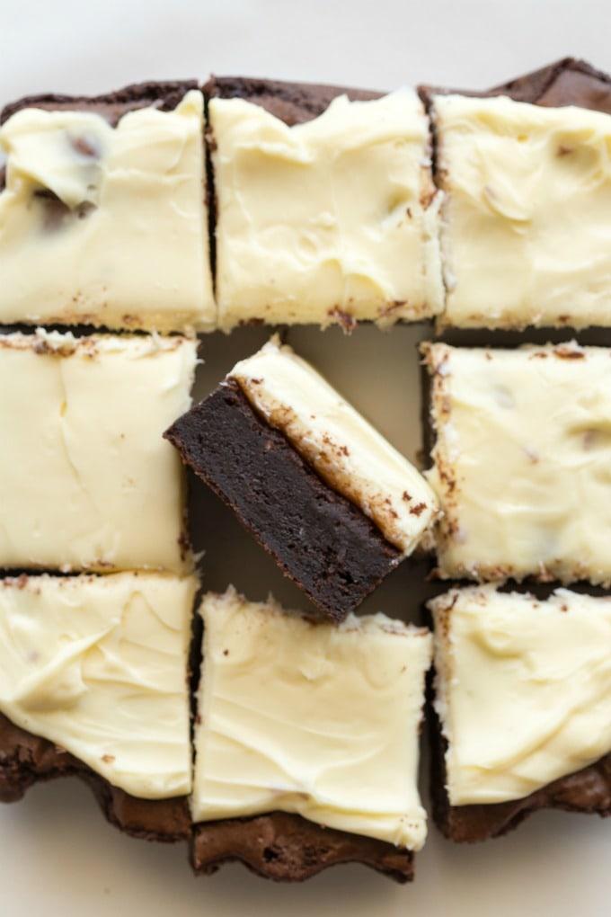 keto friendly cream cheese brownies