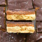 English toffee bars recipe