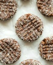 almond joy no bake cookies