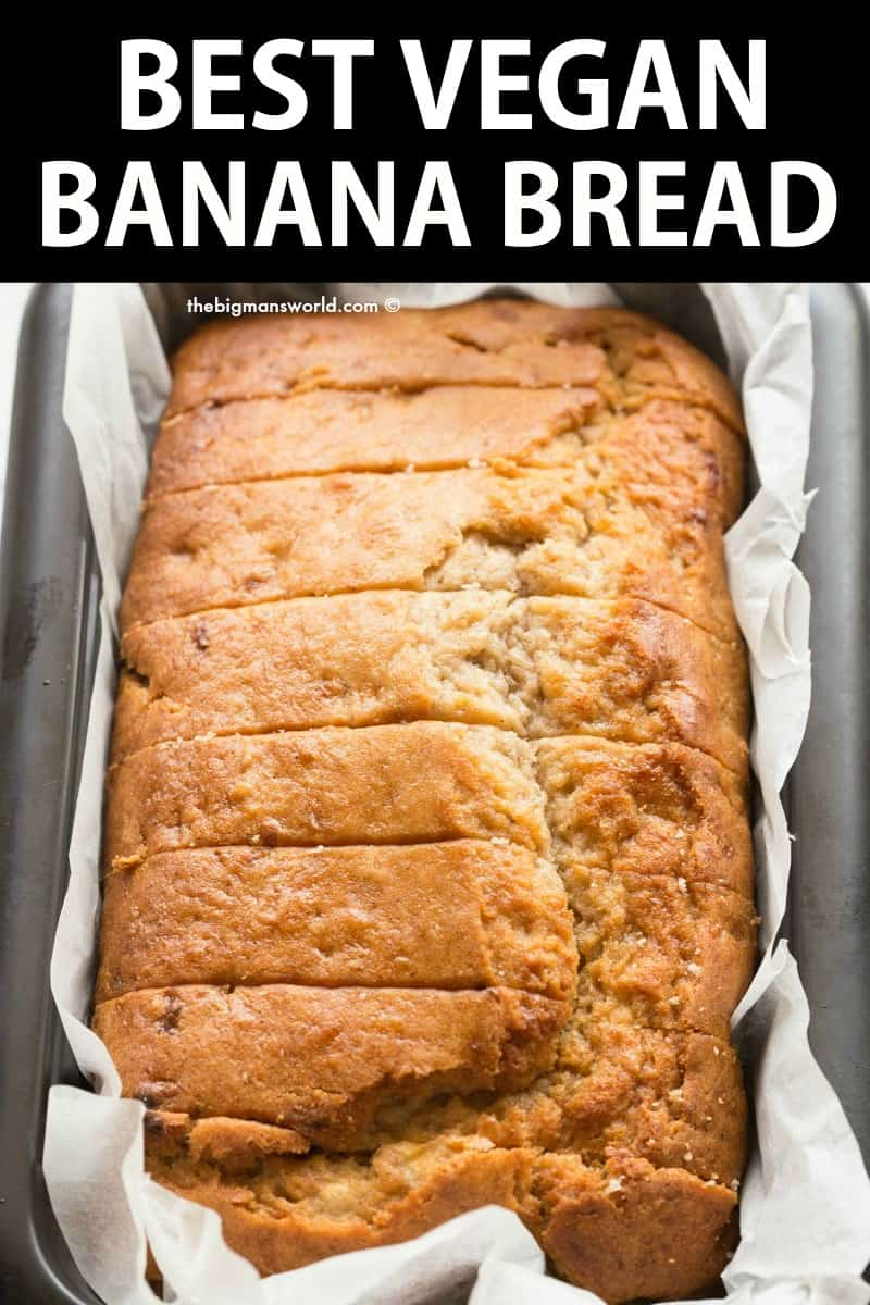 Best vegan and gluten free banana bread