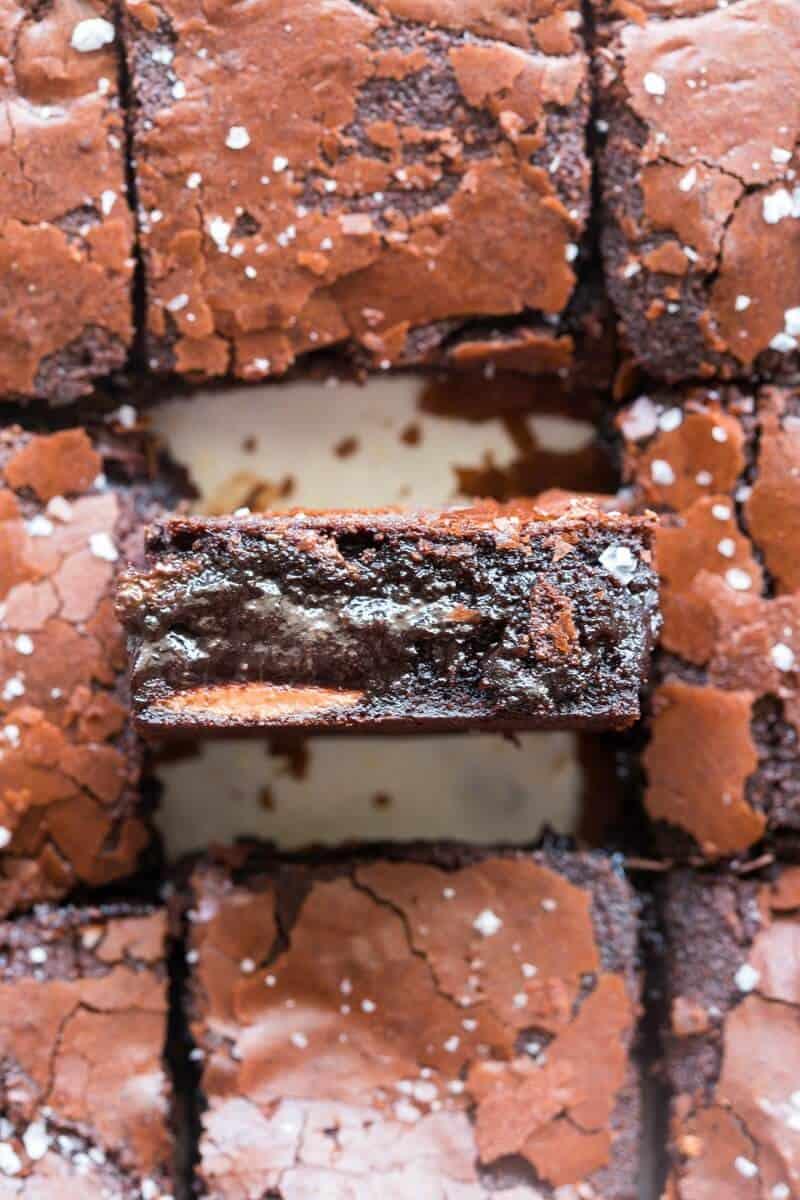 Best vegan fudgy brownies
