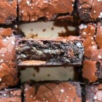 best ever vegan brownies