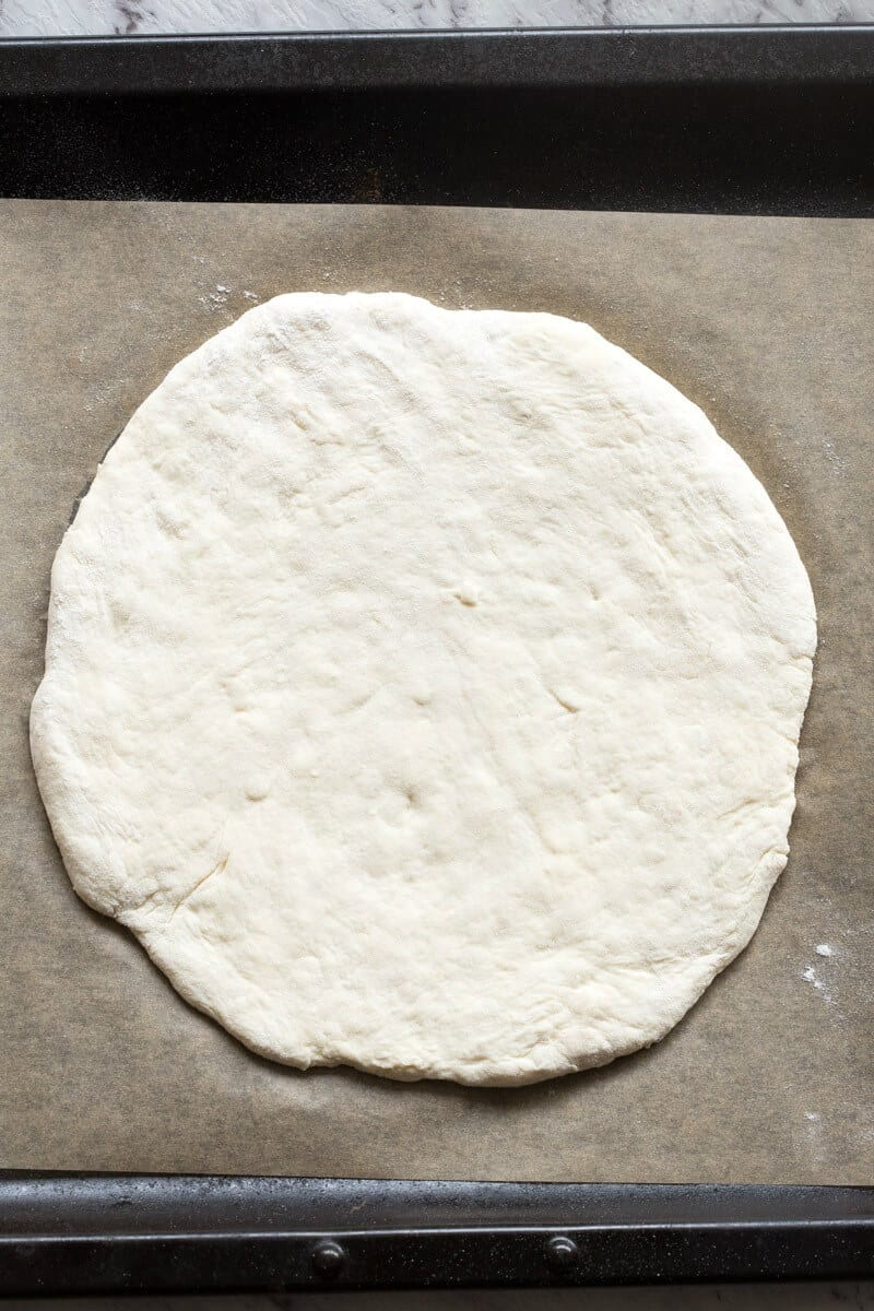 2 Ingredient Greek Yogurt Dough