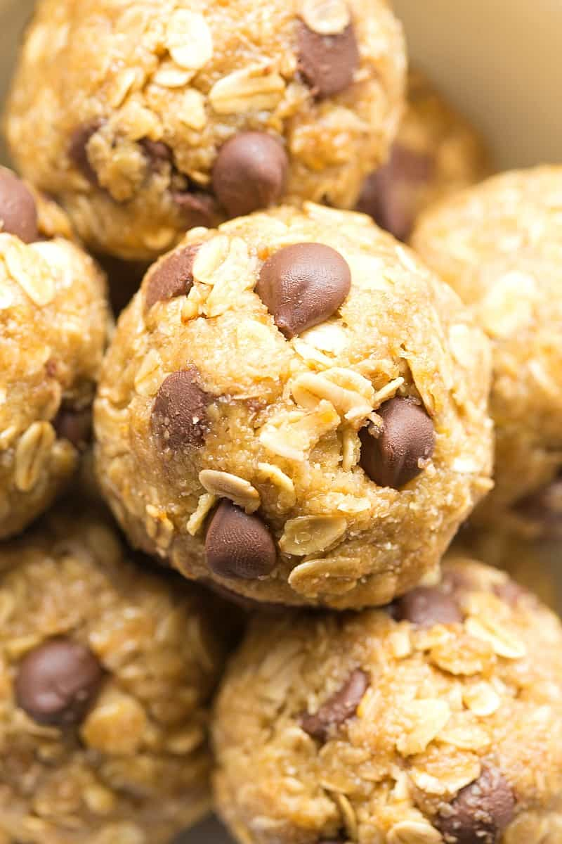 5 Minute Protein Energy Balls The Big Man S World