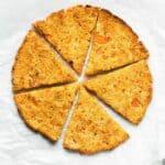 Sweet Potato Pizza Crust