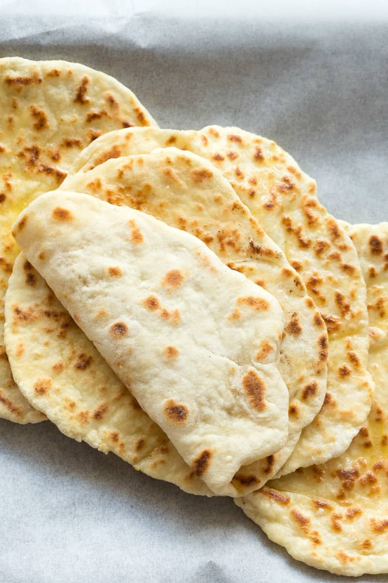 two ingredient flatbreads