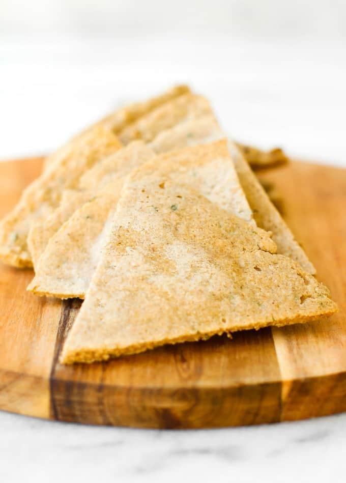 no flour flatbread