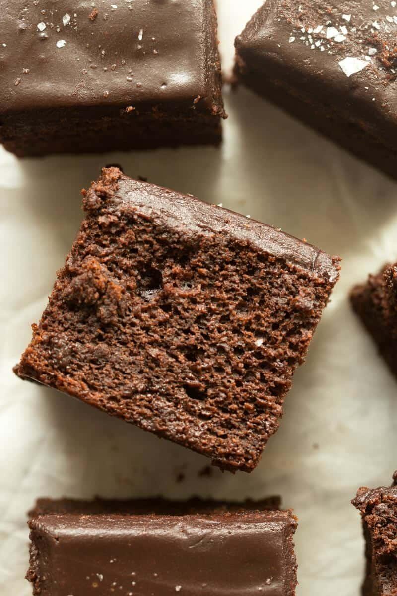 gluten free crazy chocolate cake