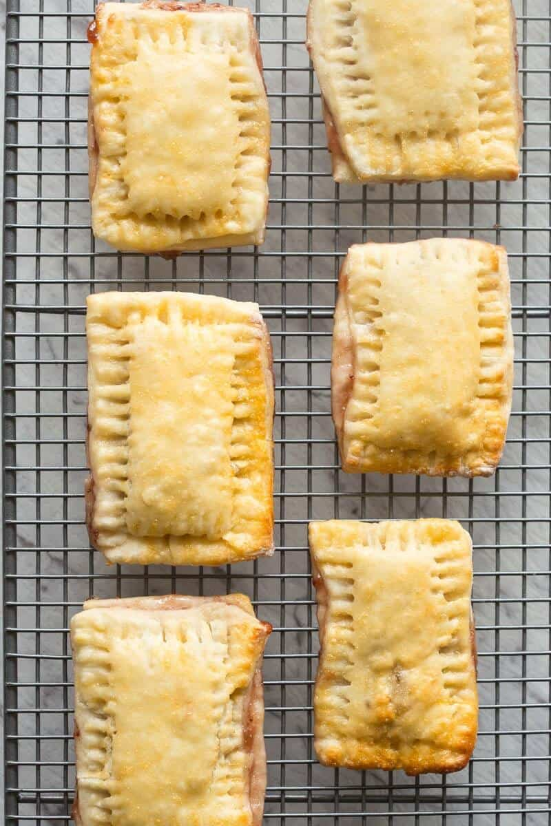 healthy pop tarts