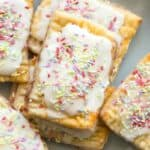 2 ingredient dough pop tarts