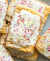 2 ingredient dough pop tarts
