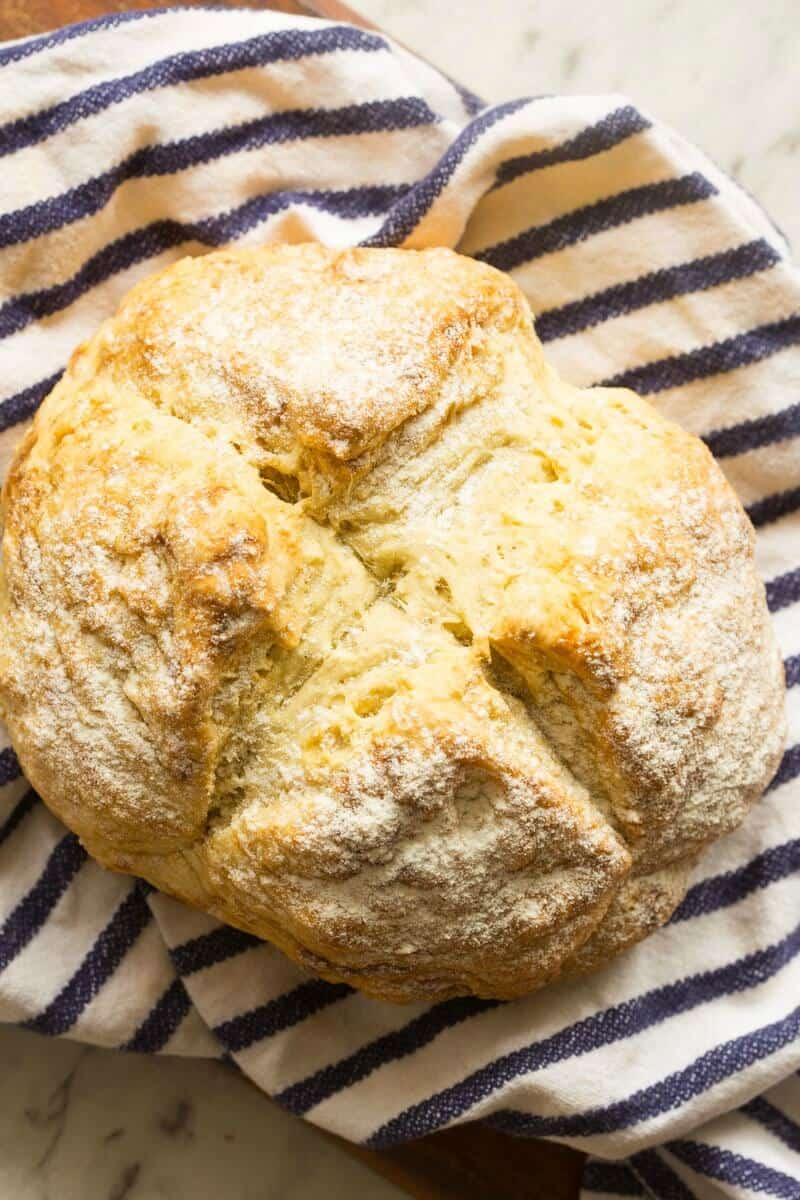 no yeast soda bread
