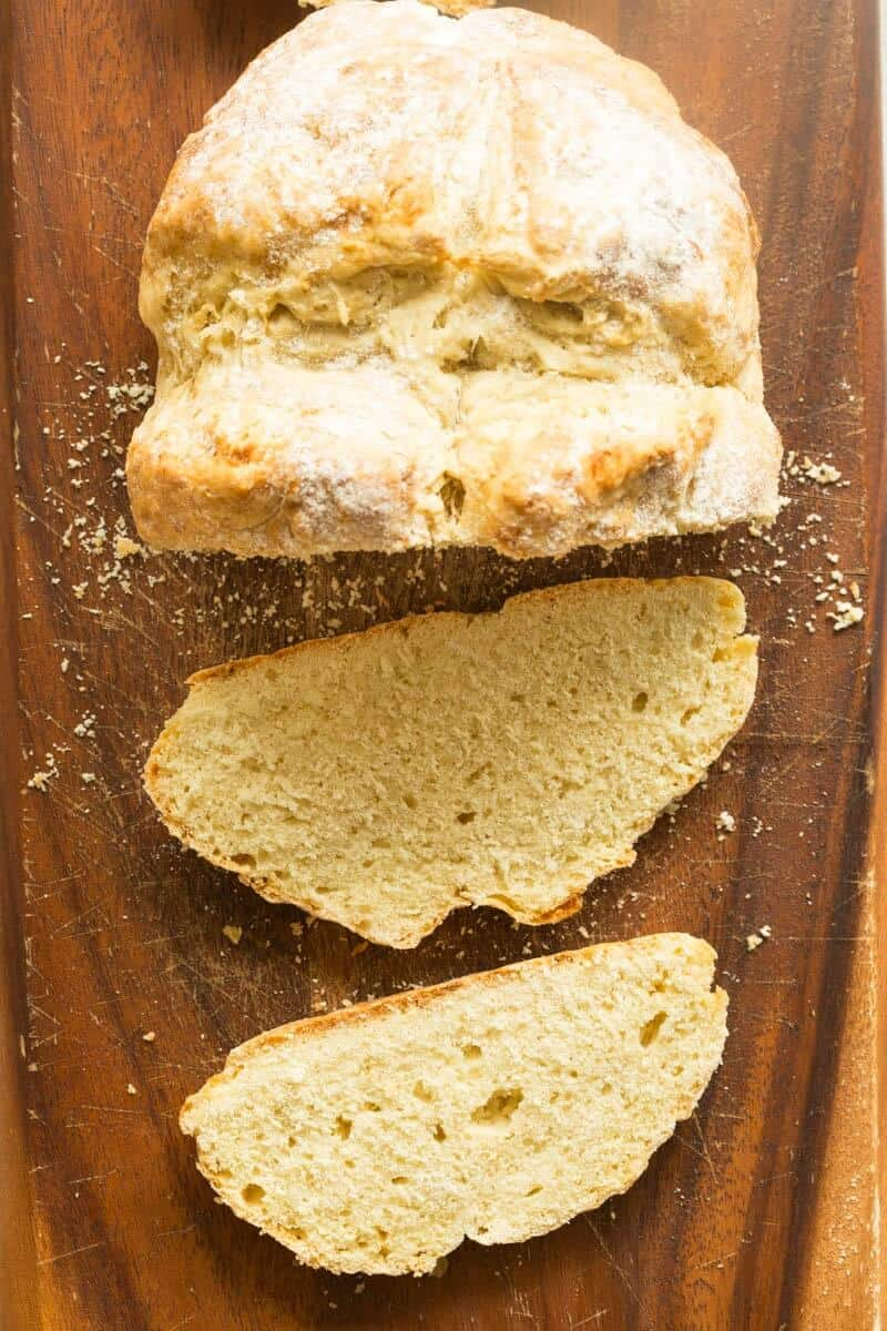 no yeast irish soda bread