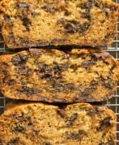 eggless zucchini bread