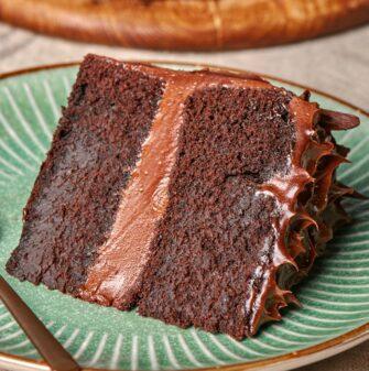 best vegan chocolate cake