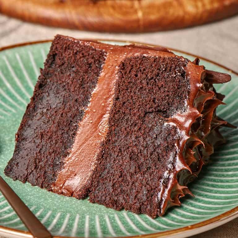 Vegan Chocolate Cake The Best Recipe The Big Man S World