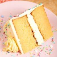 keto birthday cake
