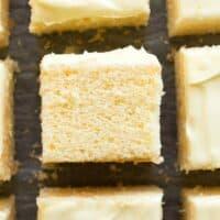 dairy free lemon cake