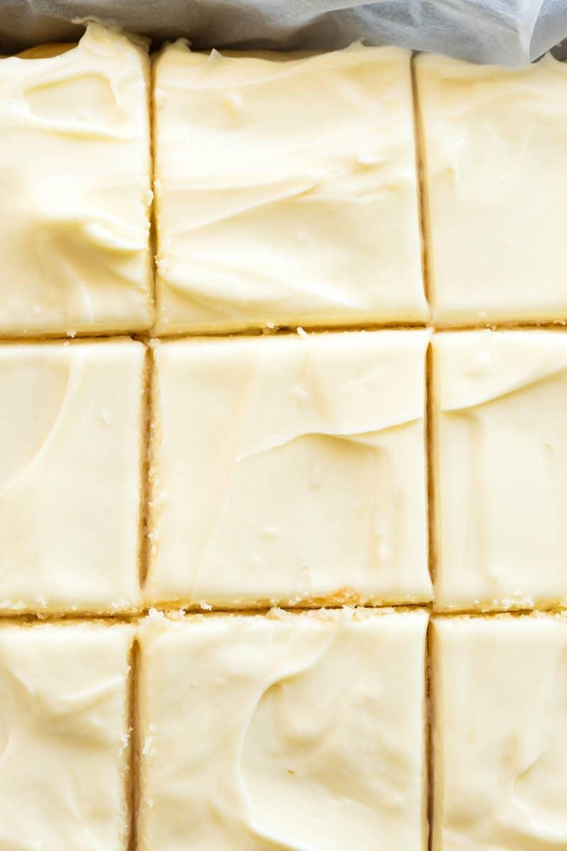 vegan gluten free lemon cake