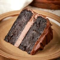 healthy chocolate zucchini cake