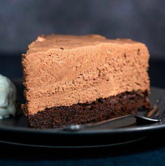 keto chocolate cream pie recipe