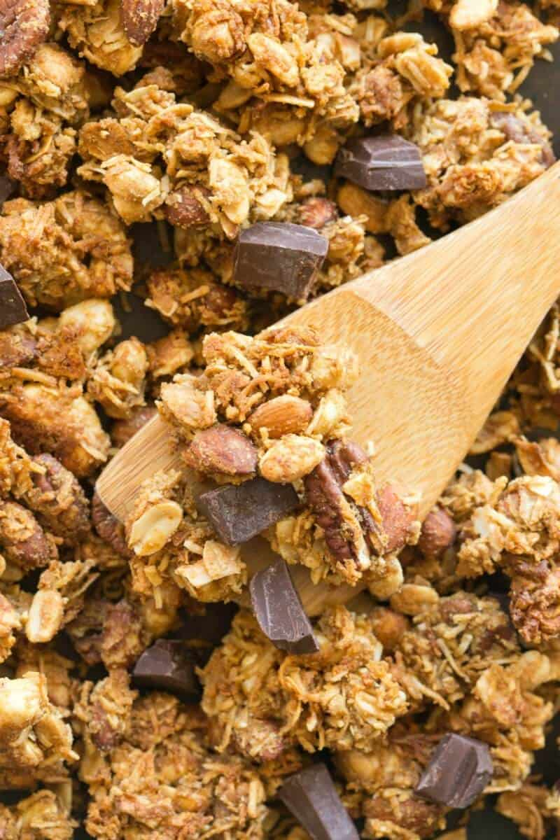 best low carb granola
