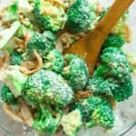 broccoli salad keto