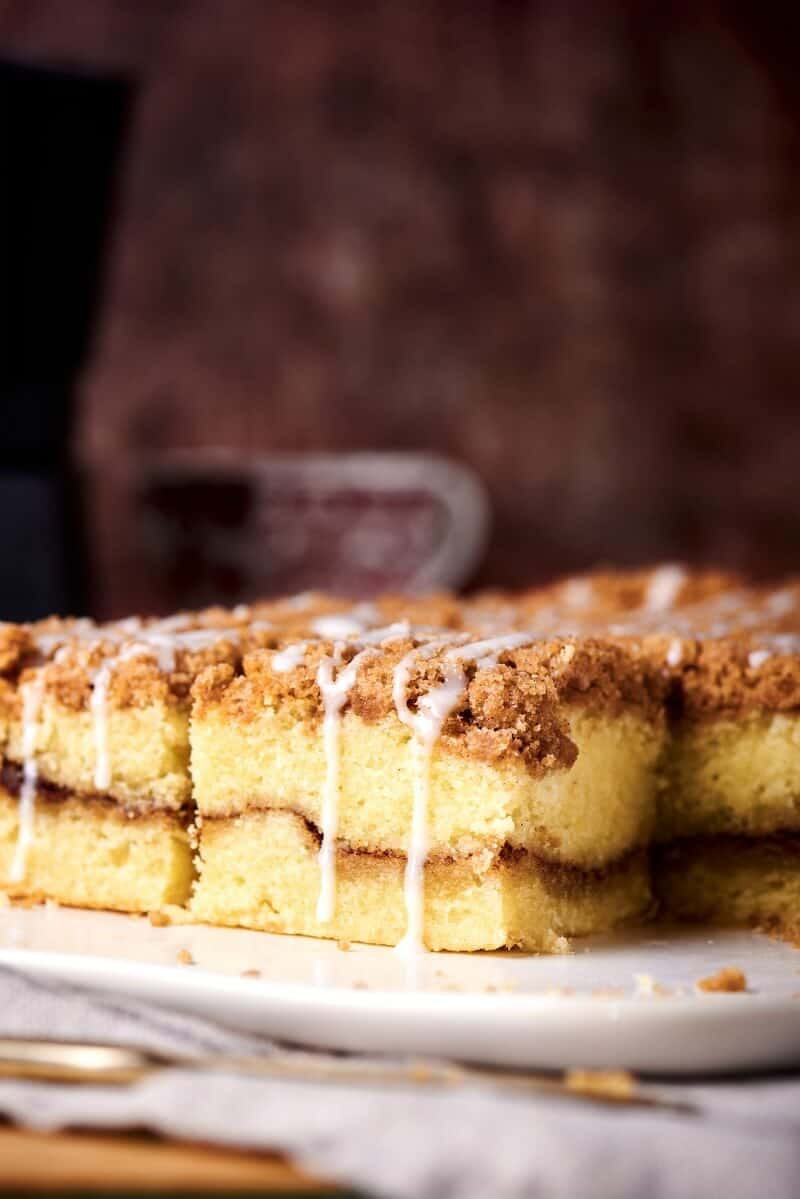 vegan coffee cake recipe